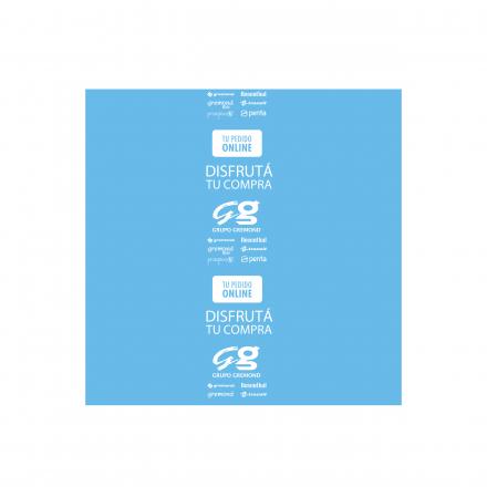 Bolsa Sobre Para E-Commerce Grupo Gremond (35x35cm)